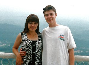 Irina and Dan